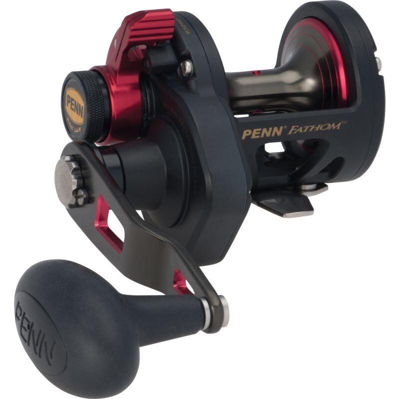 Penn Fishing FTH15LD2 FATHOM 15 LEVER DRAG 2SP BOX 1292931 Fishing Reel
