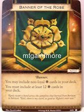 A Game of Thrones 2.0 LCG - 1x House TYRELL/Banner of the Rose #205ab - base S