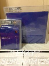 PlayStation 2 European Automobile  SNOW WHITE/STAND SERIAL #113/2000 VGA 85+Q
