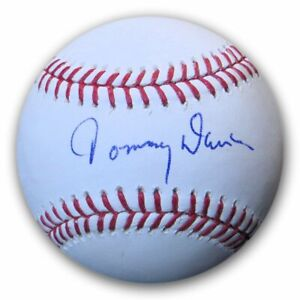 Tommy-Davis-Signed-Autographed-MLB-Baseball-Los-Angeles-Dodgers-MLB-JD429546
