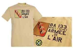 Uniformen en hoofddeksels Tshirt TAN Félin  Armée de terre RESERVISTE  guérilla F2 T shirt SNAKE PATCH Militaria