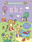 ABC Sticker Book by Sam Taplin (Hardback, 2008)
