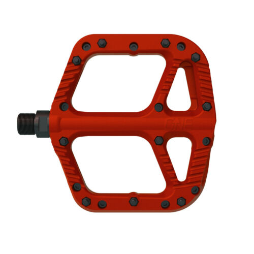 OneUp Components Comp Platform Pedals Red