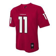Larry Fitzgerald Arizona Cardinals NFL Youth Boy's 8-20 Mid-tier Jersey Wine