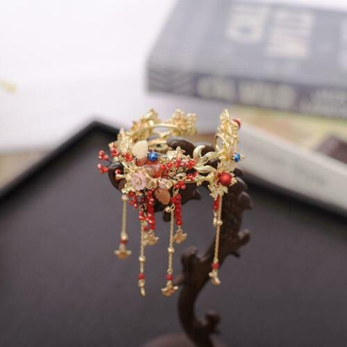 La Chine classique Mariée Bangle Bracelets HANFU National Style Mariage Accessoires