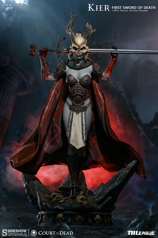 TBLeague x Sideshow PL2019-141 1 6 Kier-First Sword of Death 12'' Female Figure