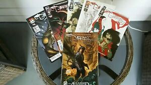 The-Darkness-Accursed-TPB-75-variant-76-77-78-Lordbroks-hand-1-Top-Cow