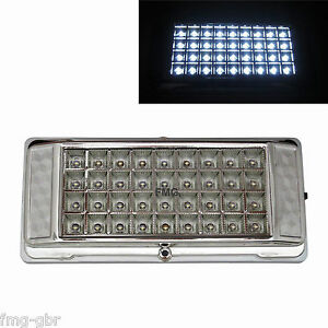 36 led panel auto innenraum beleuchtung 12v lampe taxi. Black Bedroom Furniture Sets. Home Design Ideas