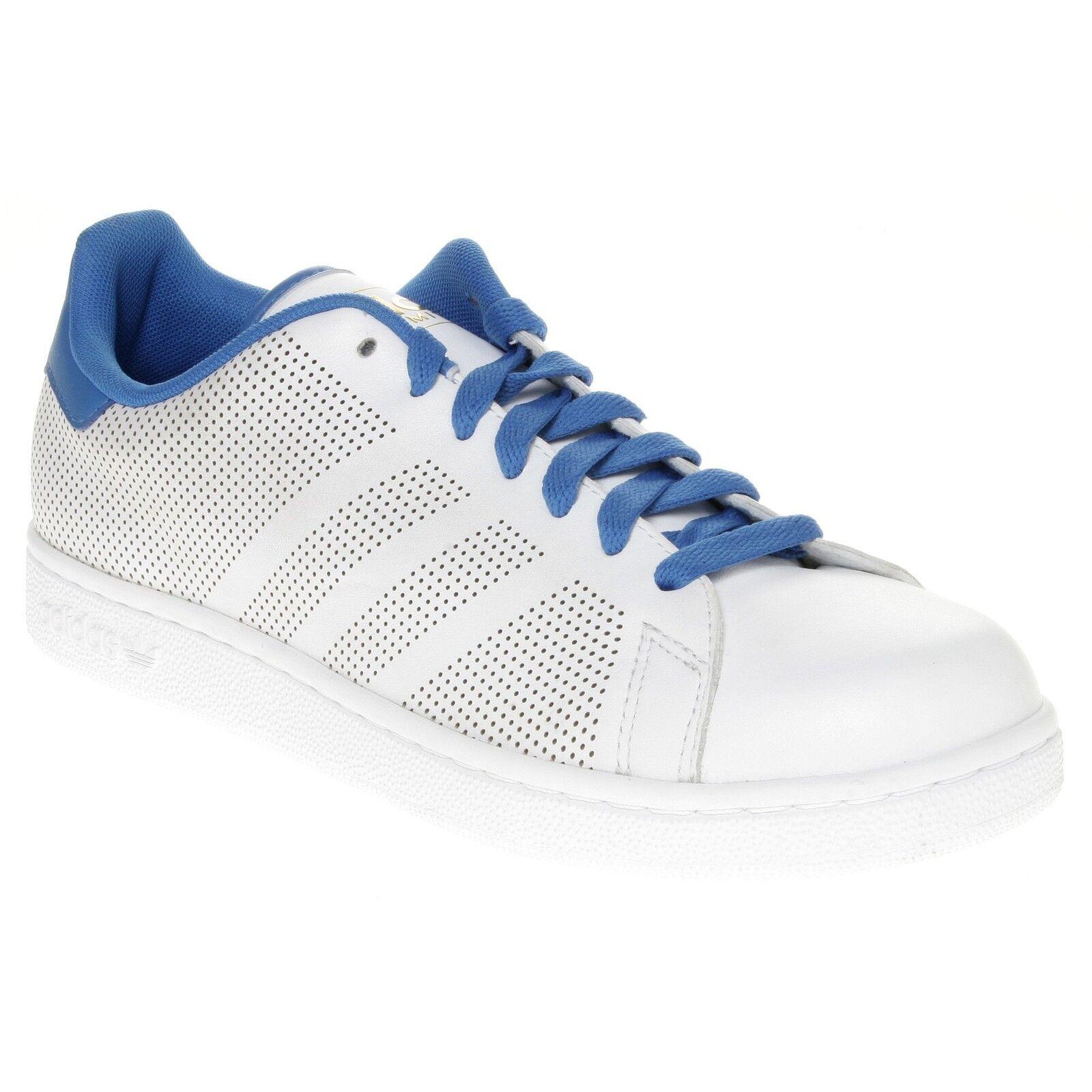 DEADSTOCK.. Adidas Stan 2... retro.. Unisex Smith Tenis De Entrenamiento Reino Unido..