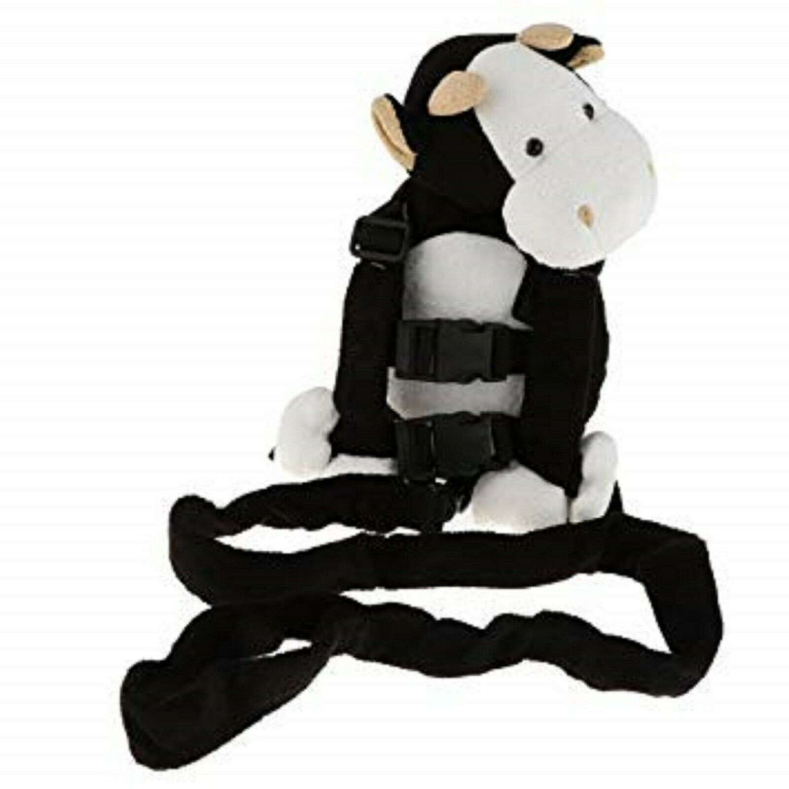 New baby//toddler walking safety harness soft Black