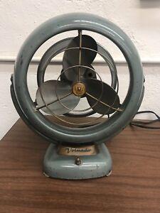 Mid Century Modern Desk Fan Model