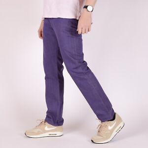Levi-039-s-501-Original-Fit-violet-Herren-Jeans-30-32