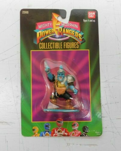 "Bandai Mighty Morphin Power Rangers Evil Space Aliens ""SQUATT"" 2300"