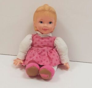 Vintage Rare Baby Geniuses Bean Pals Girl 1997 Doll Toy Ebay