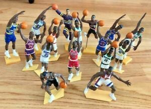 AWESOME 1993 NBA Basketball Starting Lineup SLU OPEN 2 JORDAN SHAQ  PIPPEN KEMP