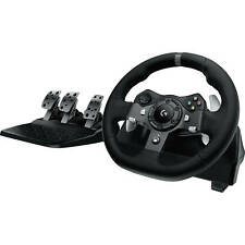 Logitech G920 Driving Force Racing Wheel For Xbox Series Xs Xbox One Pc