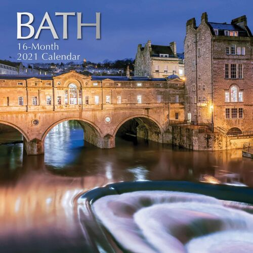 Bath Calendar 2021