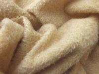 Soft Yellow Mohair Fur Fabric - Short Pile, Mohair Bears, Bear Making, Ooak