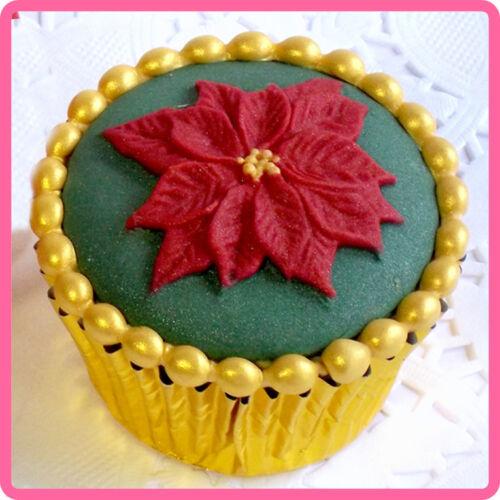 Katy Sue Navidad Reno Pastel /& Cupcake Silicon Molde Cake Decorating