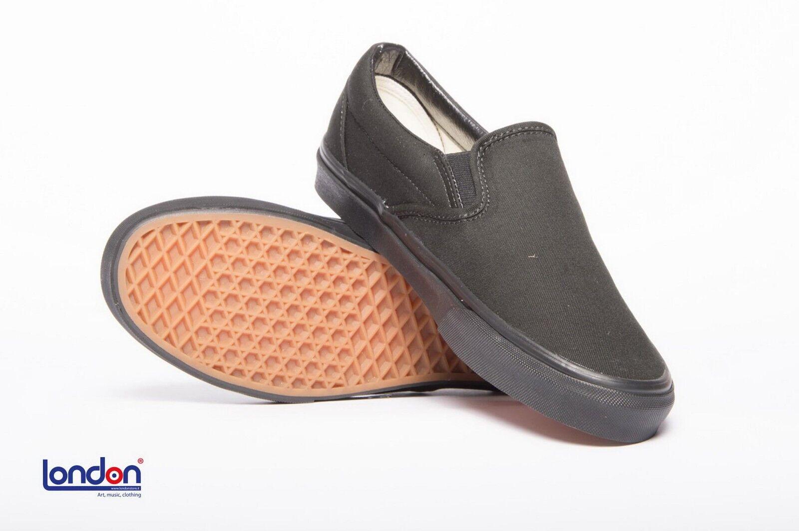 f16cdff8c6c VANS shoes unisex CLASSIC SLIP-ON SLIP-ON SLIP-ON BLACK black shoes ...