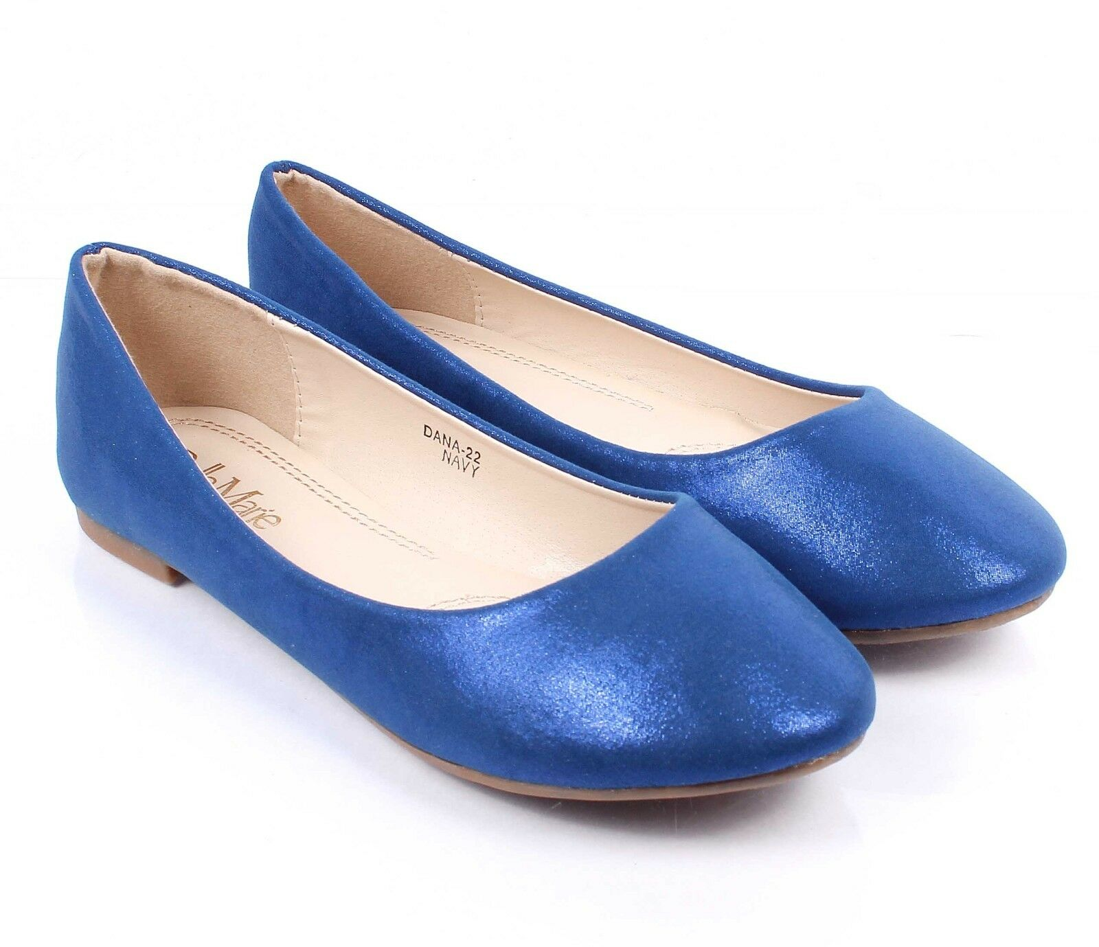 6 la couleur feuillet occasionnel seuleHommes t femmes rencontré ballerines chaussures étroites des femmes t en da im. 3a9bf0