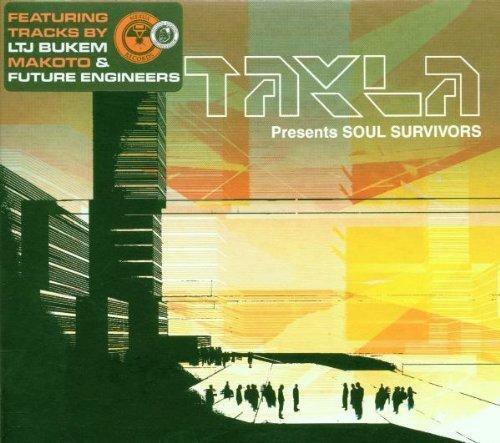 TAYLA Presents SOUL SURVIVORS - V/A 2CDs (New & Sealed) LTJ Bukem Peshay Makoto
