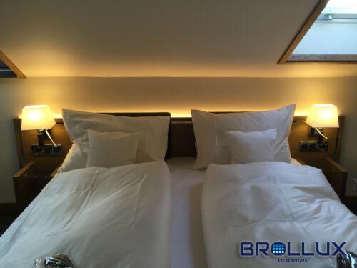 Brollux Profi LED Stripes 1000 Lumen Neutral Weiß 12V 300 LEDs  Band Streifen