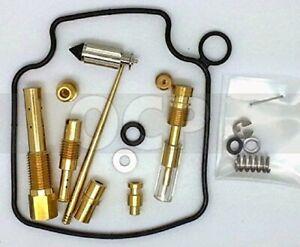 Carburetor Repair Carb Kit for 2004-2007 Honda Rancher 400 TRX400 TRX400FA//FGA