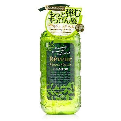 Reveur non silicon Rich & Repair Shampoo 500ml