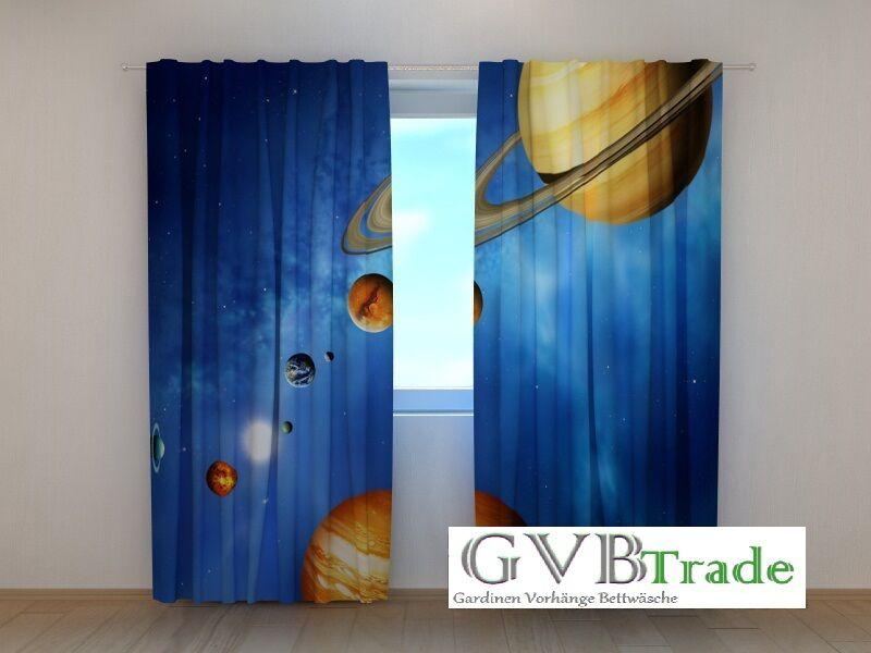 Fotogardinen Motiv Motiv Motiv  Weltraum  Fotovorhang Vorhang Gardinen 3D Qualität, Auf Maß | Niedriger Preis und gute Qualität  c371d6