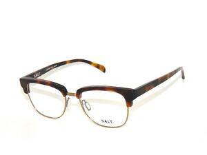 ee27abad1f6 Image is loading Salt-Layton-BW-52-Burlywood-Titanium-Eyeglasses-Sale