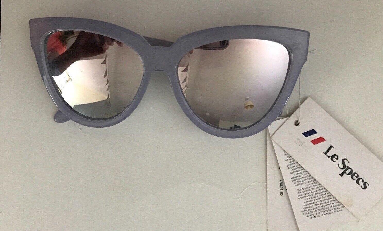 LE  SPECS Sunglasses, Liar Liar Model, Lavender Mirror, Luxe  lowest prices