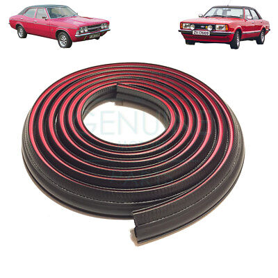TAILGATE WEATHERSTRIP SEAL 1974-1987 FORD CAPRI COUPE MK2 MK3 BOOT LID