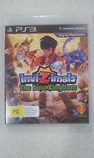 Invizimals The Lost Kingdom Game Sony PS3 New