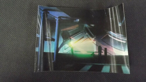 1985 Star Wars Vintage Refactor Postcard Throne Room Scene
