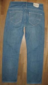""">>> """" Levi `S 504 Droit """" Jeans / Levis Blue-Jeans en Bleu En W33 """" / L32 """""""