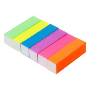 Image Is Loading New Nail Polisher 4 Way Buffer Buffing Block