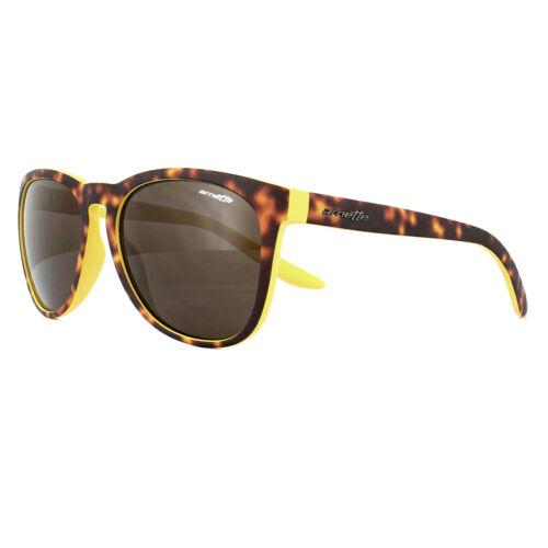 Arnette Sunglasses Go Time 4227 239273 Matt Havana on Top Yellow Brown
