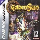 Golden Sun: The Lost Age (Nintendo Game Boy Advance, 2003) - European Version