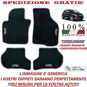 tapis opel corsa d tapis de sol pour voiture personnalis ebay. Black Bedroom Furniture Sets. Home Design Ideas