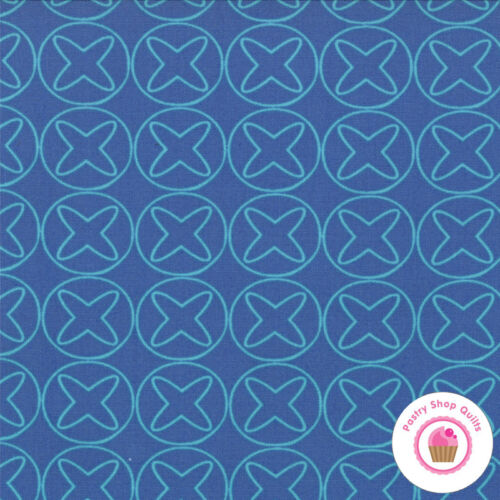 Moda SPHERE Blue Aqua Tonal 1544 17 Zen Chic QUILT FABRIC
