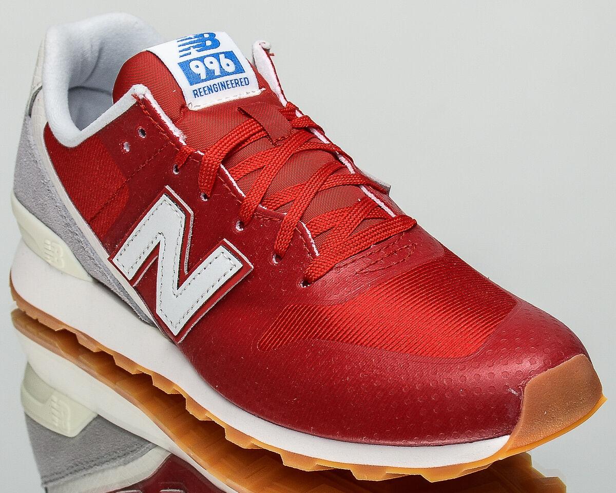 NEW Balance Wmns 996 modernizzato scarpe stile di di di vita Rosso ULTIMA TAGLIA 7 US WR996-WC cd0f86