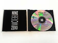 NINE BELOW ZERO ON THE ROAD AGAIN CD 1991