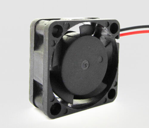 1pc 24V 25mm x 25mm x 10mm 2510 DC 2 pin 2.0 Connector Brushless Cooling Fan
