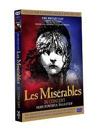 1 of 1 - Les Miserables (DVD, 2005, 2-Disc Set)