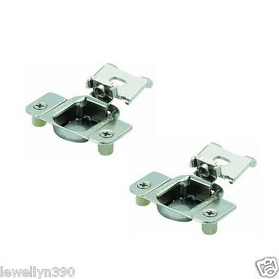 20 Pk Amerock Nickel Adjustable Concealed Cabinet Door Hinge BP2811I12-14
