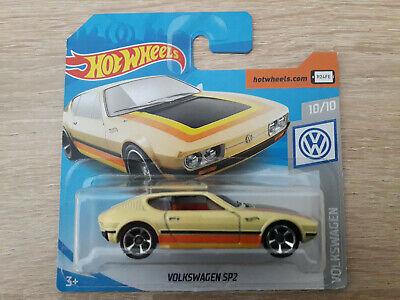 Hot Wheels volkswagen 2019 volkswagen serie 10//10 VW sp2 brasil rojo 1//64