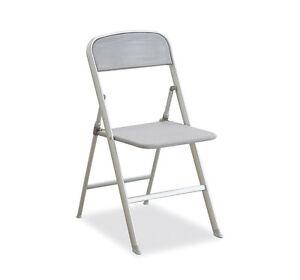 Connubia calligaris alu set da 4 sedie pieghevoli for Sedie in alluminio