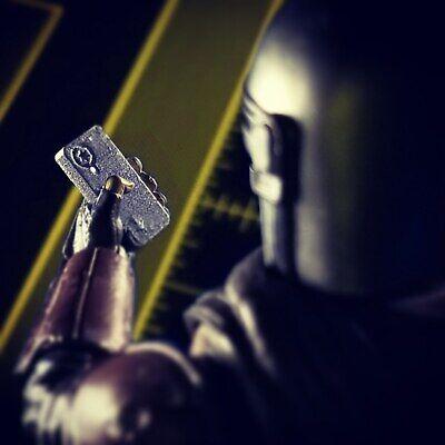 10x 1//12 scale Beskar Bars the Mandalorian black series action figure accessorie