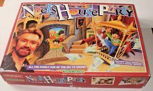 Vintage-Waddingtons-Noel-039-s-House-Fiesta-Juego-de-Mesa-1993-Gotcha-agarrar-una-gran-etc